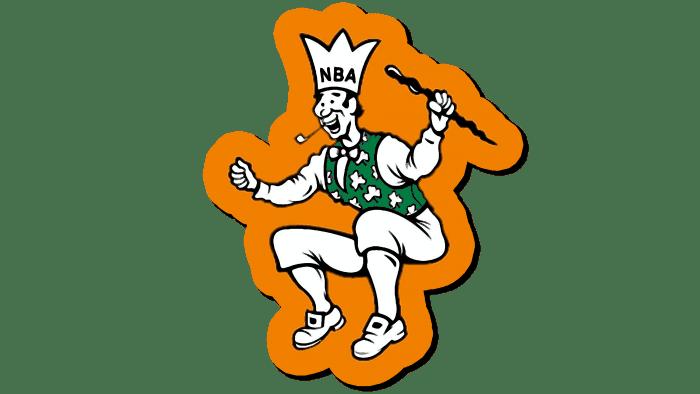 Boston Celtics Logo 1960-1968