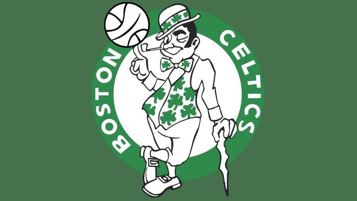 Boston Celtics Logo 1976-1996