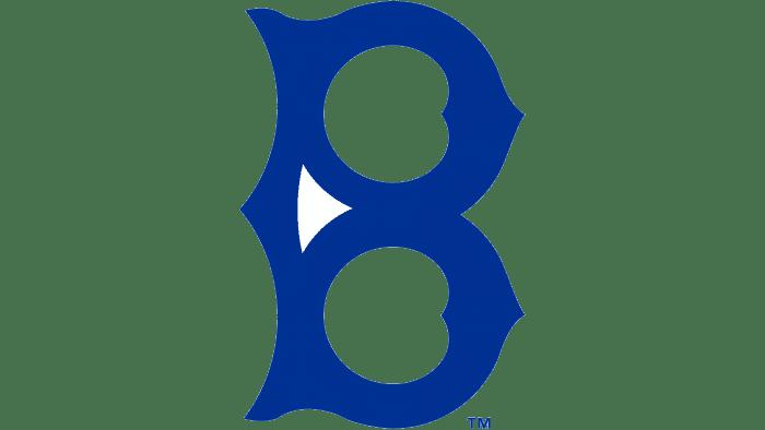 Brooklyn Dodgers Logo 1932-1936