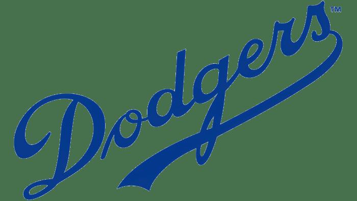 Brooklyn Dodgers Logo 1938-1944