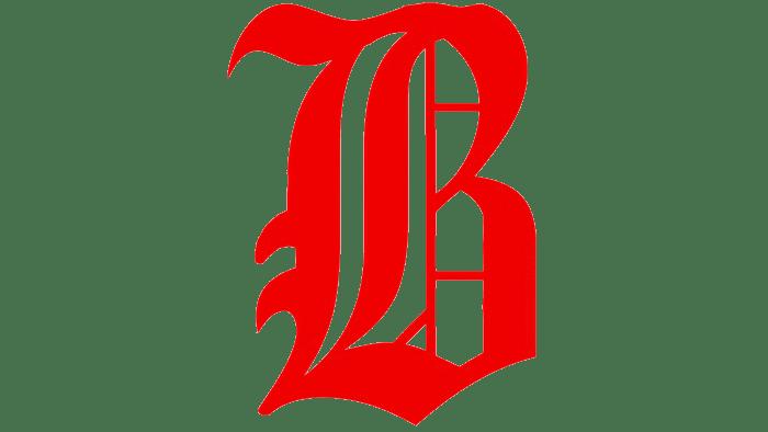 Brooklyn Superbas Logo 1899-1901