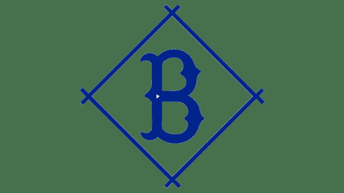 Brooklyn Superbas Logo 1910