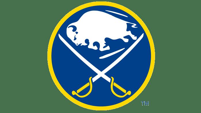 Buffalo Sabres Logo 1970-1996