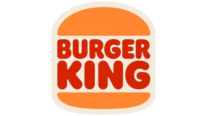 Burger King Logo 2021-present