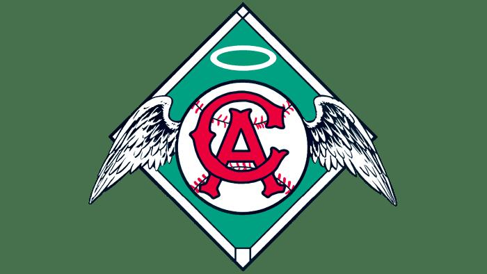 California Angels Logo 1965-1970