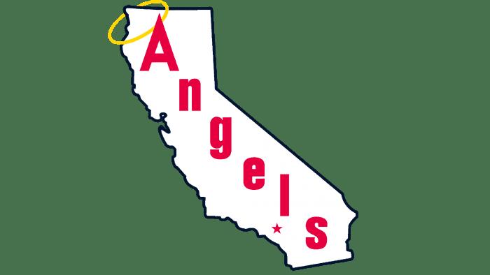 California Angels Logo 1973-1985