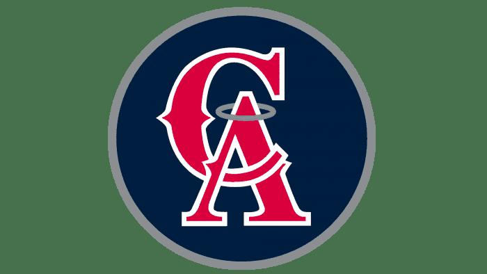 California Angels Logo 1993-1994