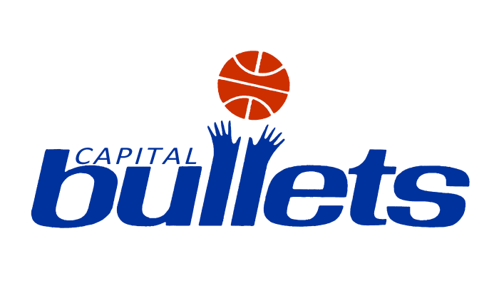 Capital Bullets Logo 1973-1974