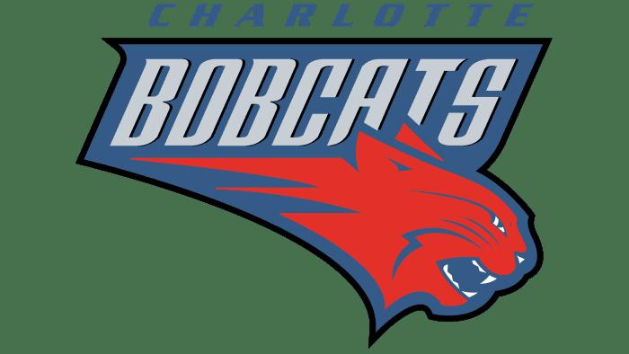 Charlotte Bobcats Logo 2005-2007