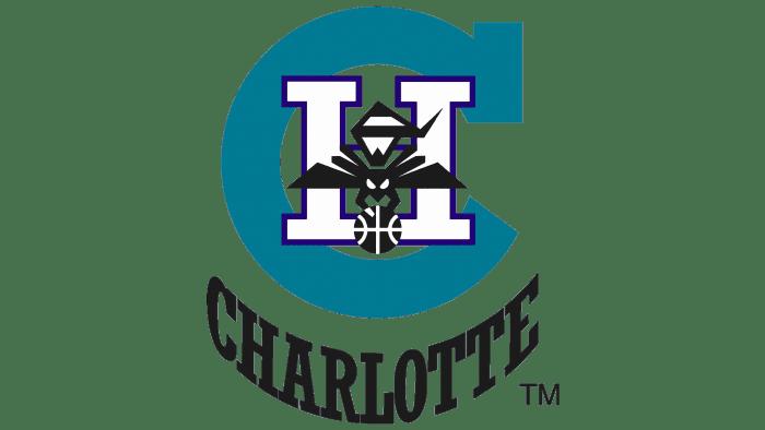 Charlotte Hornets Logo 1988-1989