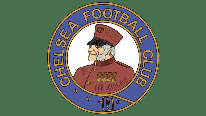 Chelsea Logo 1905-1952