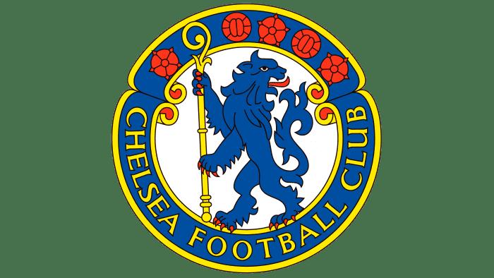 Chelsea Logo 1953-1986