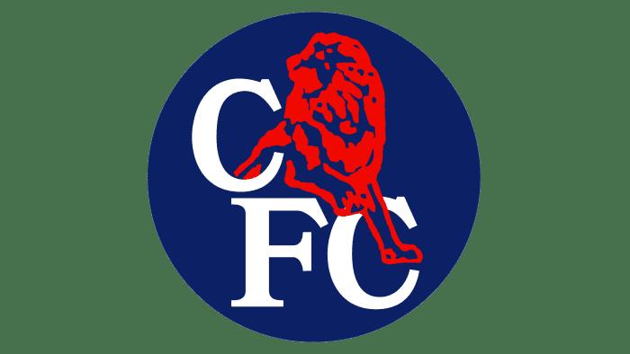 Chelsea Logo 1986-1995