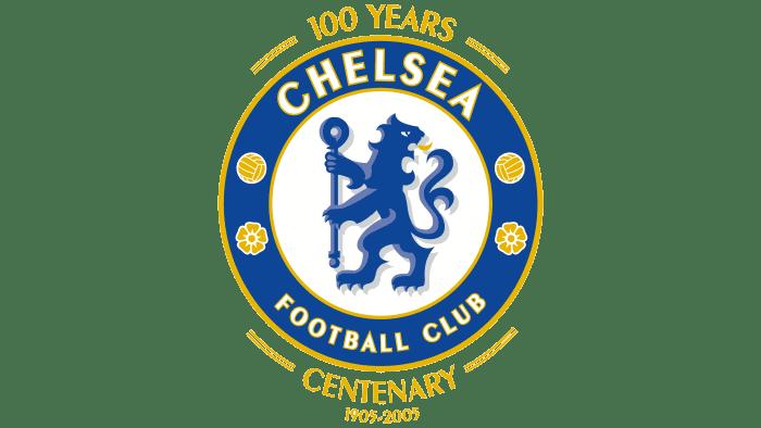 Chelsea Logo 2005-2006