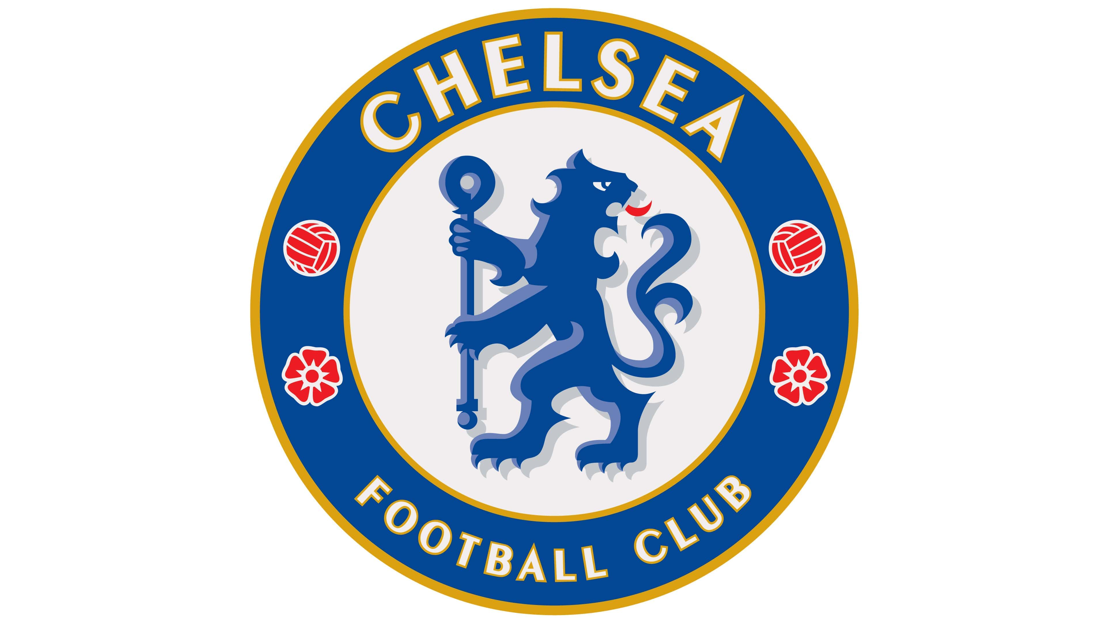 Chelsea Logo   The most famous brands and company logos in the world
