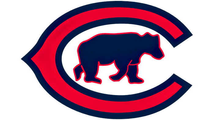 Chicago Cubs logo 1916