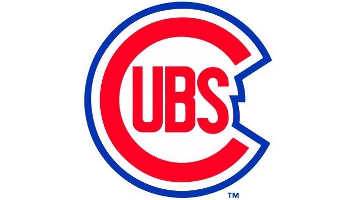 Chicago Cubs logo 1948-1956