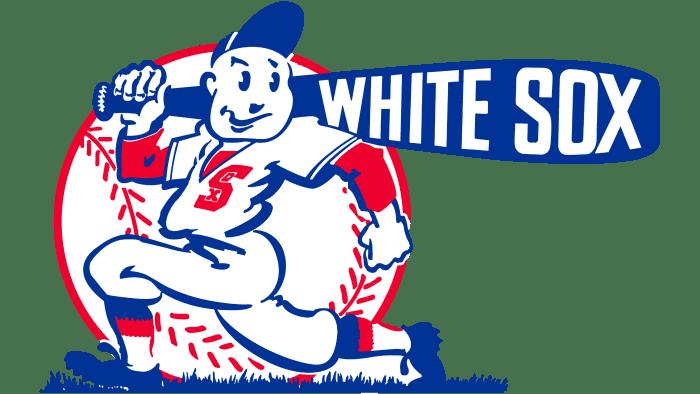 Chicago White Sox Logo 1939-1948