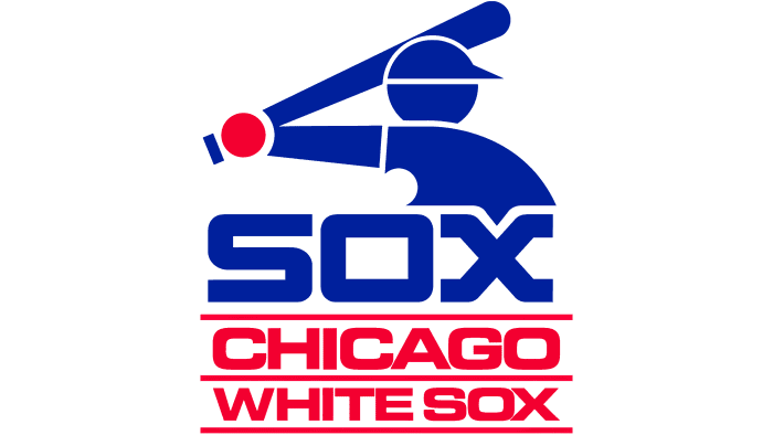 Chicago White Sox Logo 1976-1981