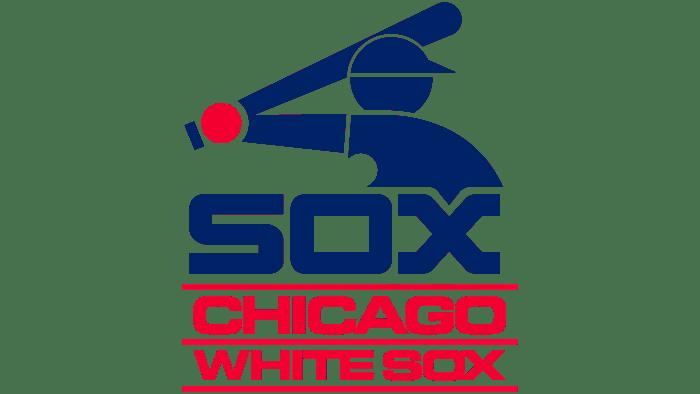 Chicago White Sox Logo 1987-1990
