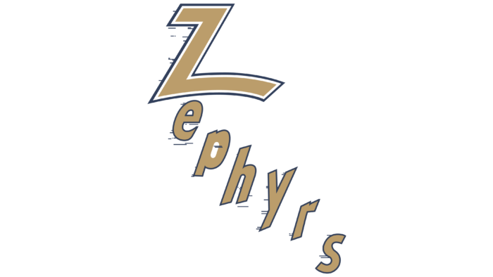 Chicago Zephyrs Logo 1963