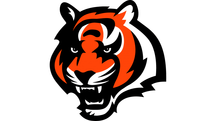 Cincinnati Bengals Logo 1997-2003