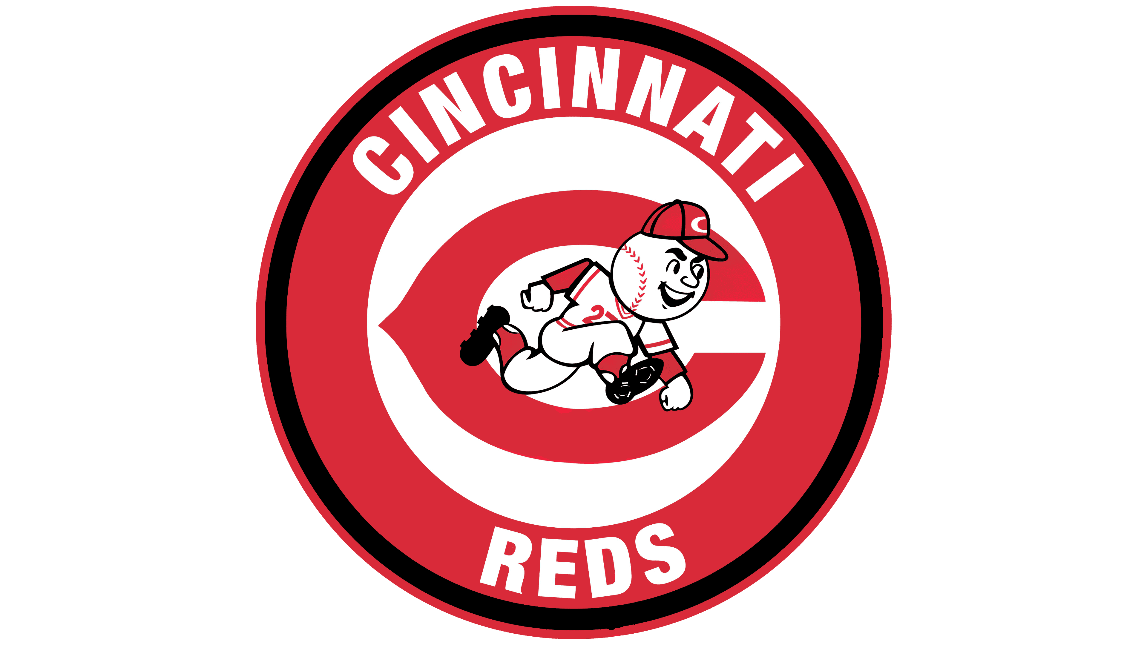 Cincinnati Reds Logo | Symbol, History, PNG (3840*2160)