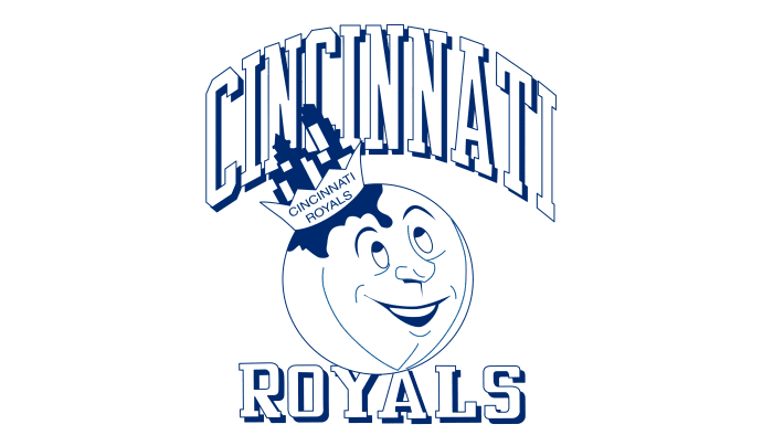 Cincinnati Royals Logo 1958-1971