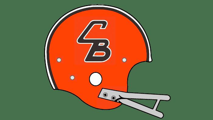 Cleveland Browns Logo 1965