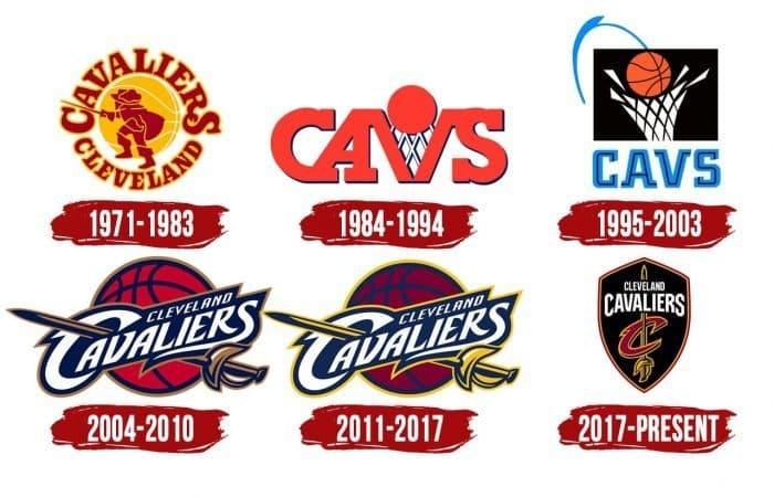 Cleveland Cavaliers Logo History