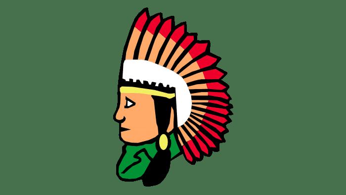 Cleveland Indians Logo 1933-1938