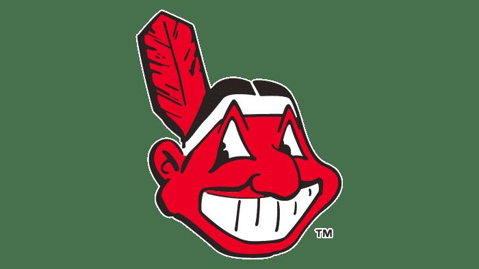 Cleveland Indians Logo 1949-1972