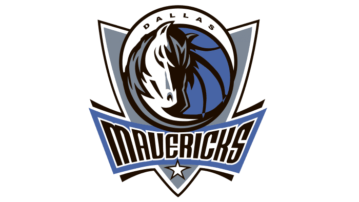 Dallas Mavericks Logo 2017-present
