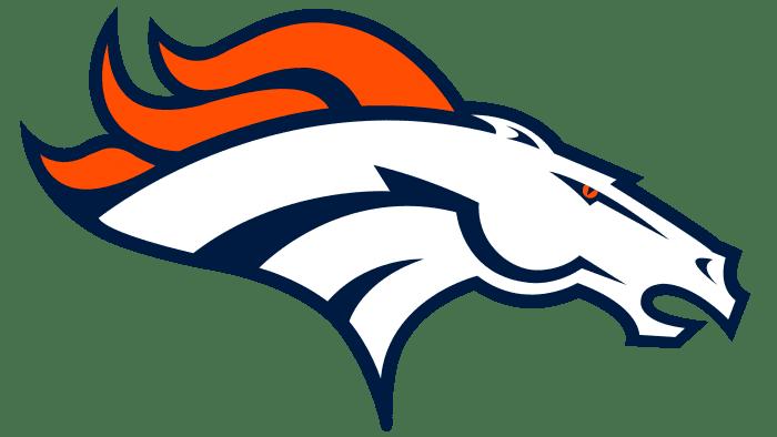 Denver Broncos Logo 1997-Present