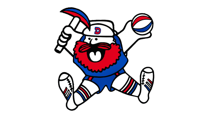 Denver Nuggets Logo 1976-1981