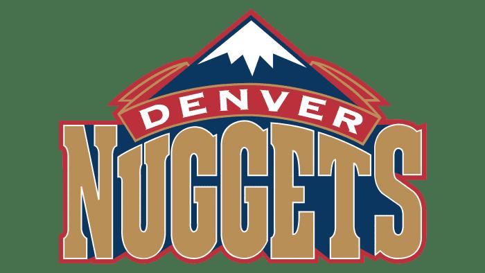Denver Nuggets Logo 1994-2003