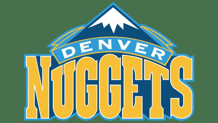 Denver Nuggets Logo 2004-2008