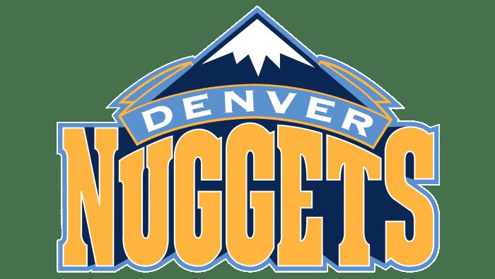 Denver Nuggets Logo 2009-2018