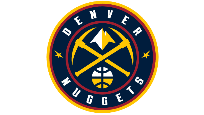 Denver Nuggets Logo 2019-Present