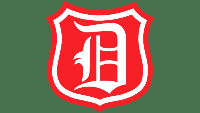 Detroit Cougars Logo 1927-1930