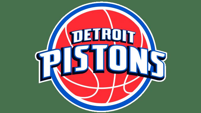Detroit Pistons Logo 2005-2017