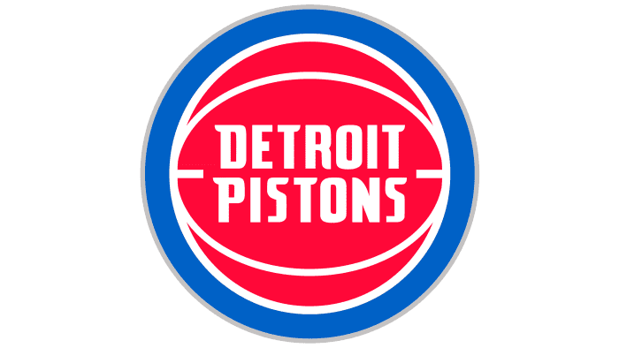 Detroit Pistons Logo 2017-Present