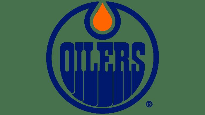 Edmonton Oilers Logo 1986-1996