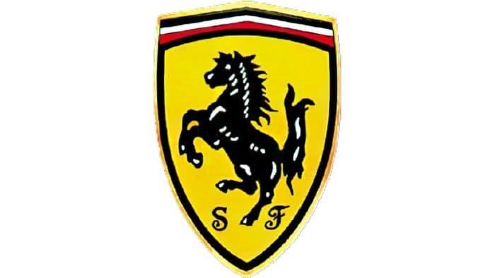 Ferrari Logo 1929-1931