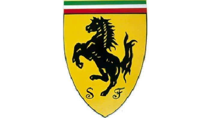 Ferrari Logo 1931-1939