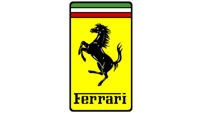Ferrari Logo 1947-2002