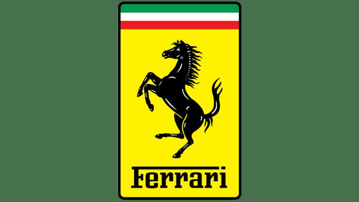 Ferrari Logo 2002-present