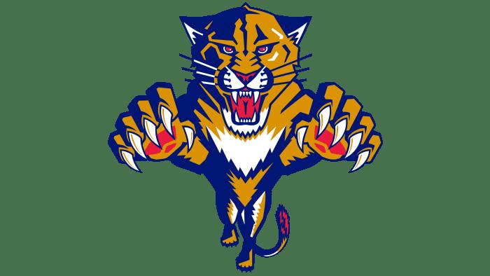 Florida Panthers Logo 1993-1999