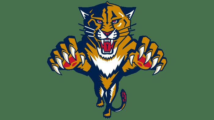 Florida Panthers Logo 1999-2016