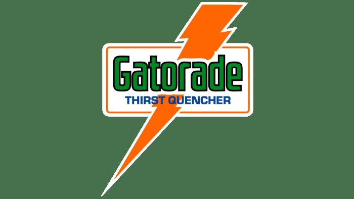Gatorade Logo 1970-1986